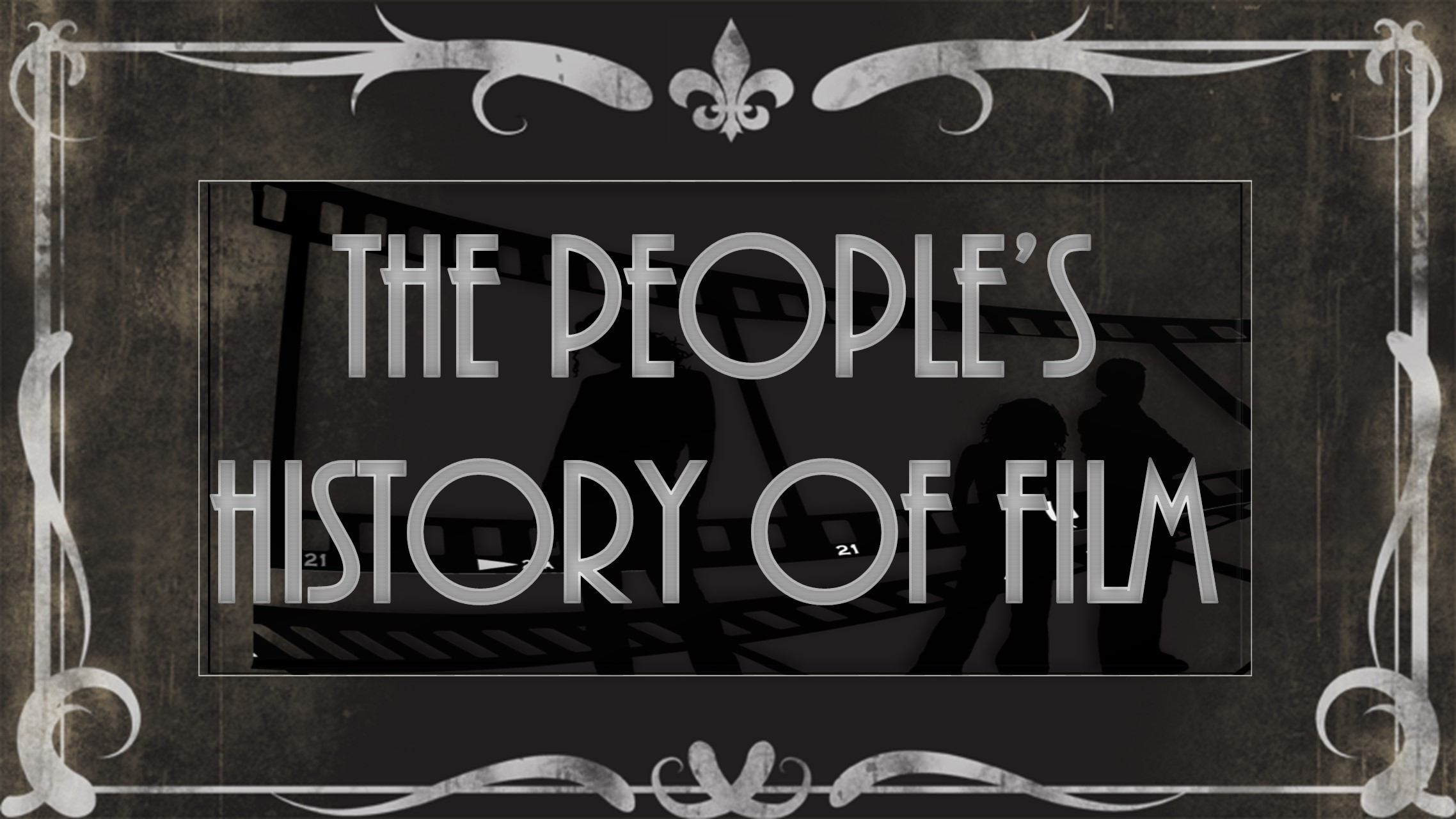 The People's History of Film Logo